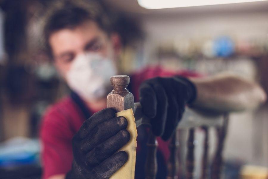 スタビライズウッドの手入れに必要な道具・初心者でも使いやすい塗料