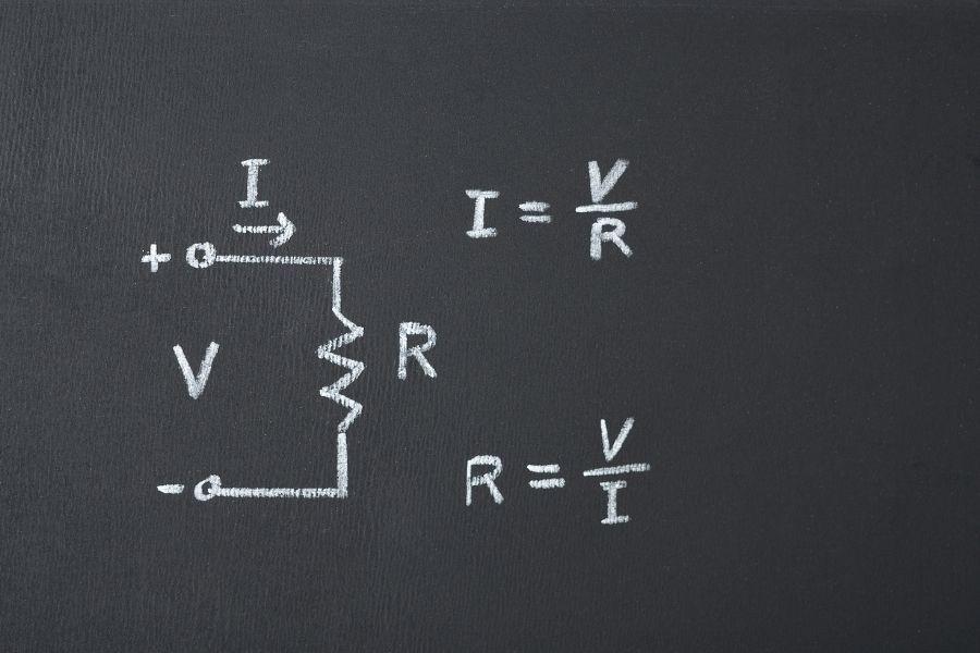 オームの法則を使った計算方法